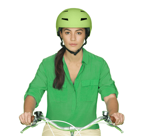 Unhappy Young Woman Bicycle Booster Kiwisaver Scheme
